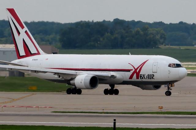 N744AX Cincinnati Northern Kentucky International Airport 9 August 2018