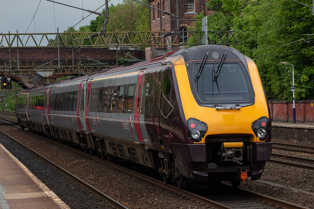 CrossCountry Trains 220001