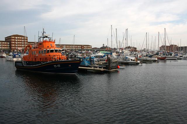 Hartlepool Marina