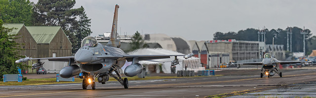 General Dynamics F-16A Fighting Falcon · Belgian Air Force