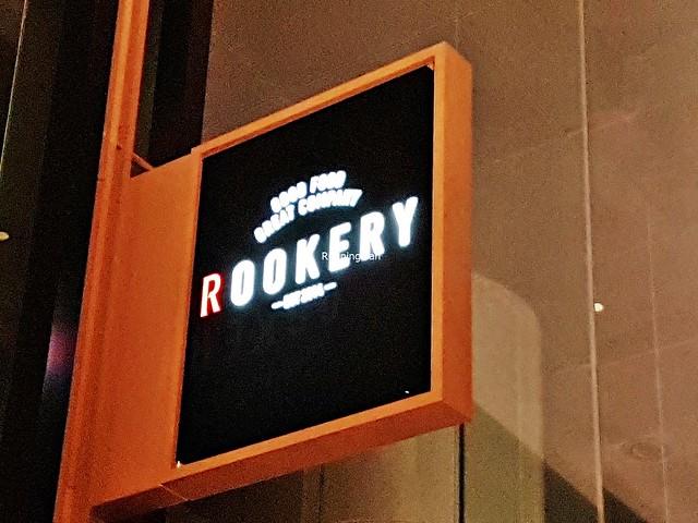 Rookery Signage