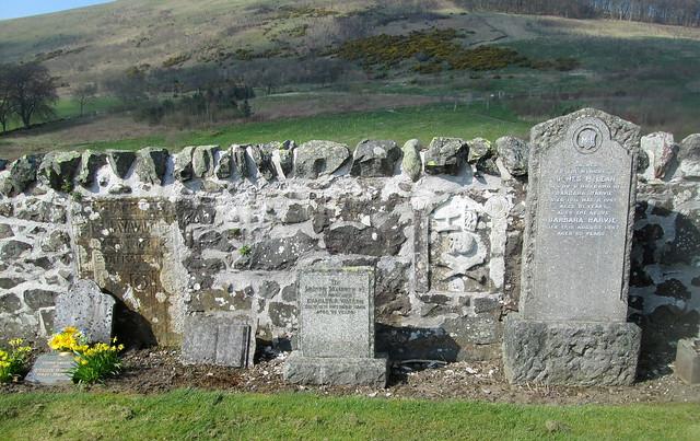 Graves ,  Muckhart , Clackmannanshire