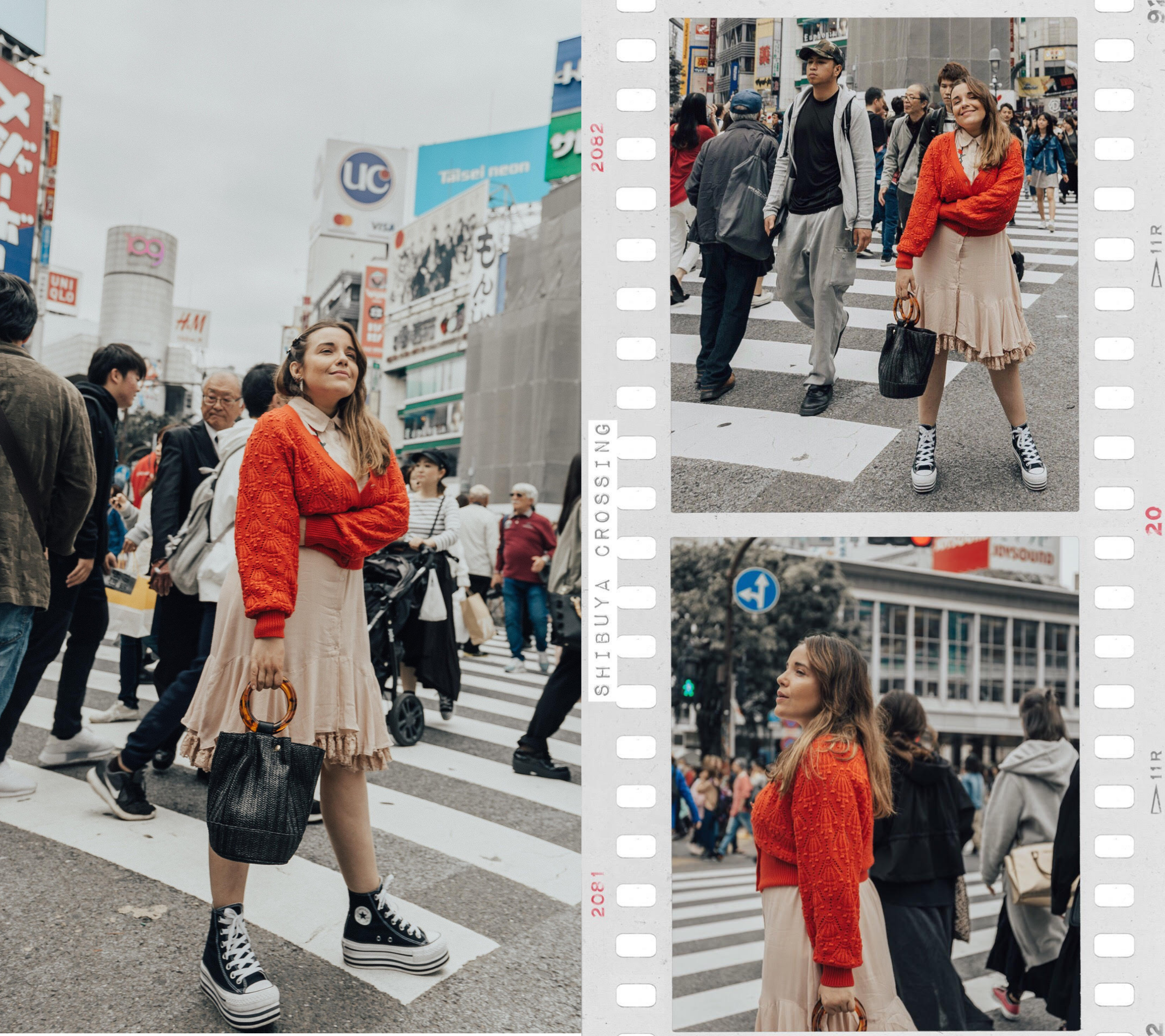 shibuya crossing outfit