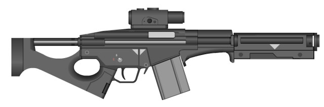 Suppressed Rifle