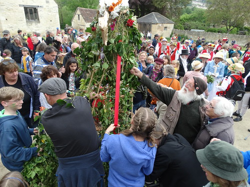Bradford on Avon 2019 Jack in the Green | by The Company of the Green Man