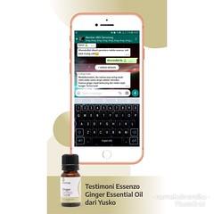 Info lebih lengkap tentang ASMA & pembelian  Essenzo GINGER Essential Oil, silakan klik salah satu link berikut:  http://bit.ly/jw1home_essenzo http://bit.ly/jw9home_essenzo http://bit.ly/jw8home_essenzo . . Tambahan kombinasi essential oil * Ginger + Lav