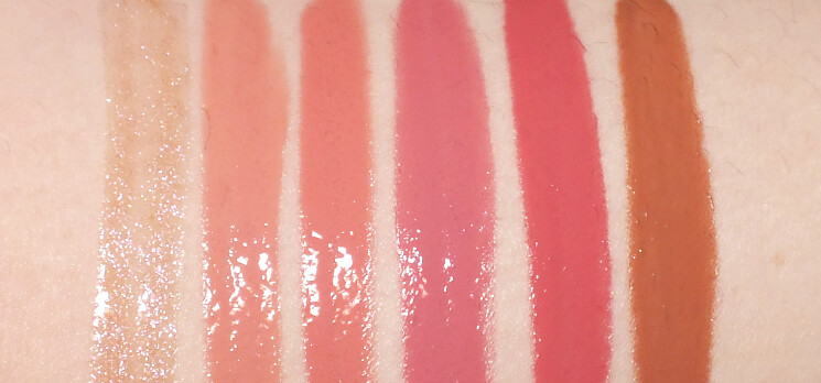 rodial collagen boost lip lacquer swatches (1)