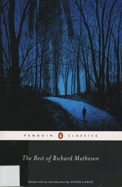 Penguin Books - Richard Matheson - The Best of Richard Matheson