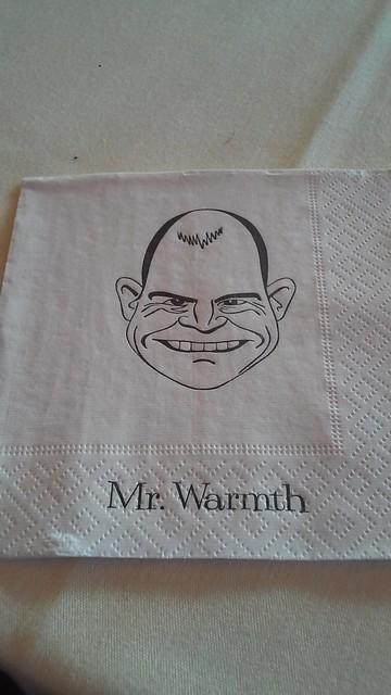 rickles napkin