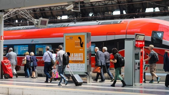 nuovi treni frecciargento da e per bari