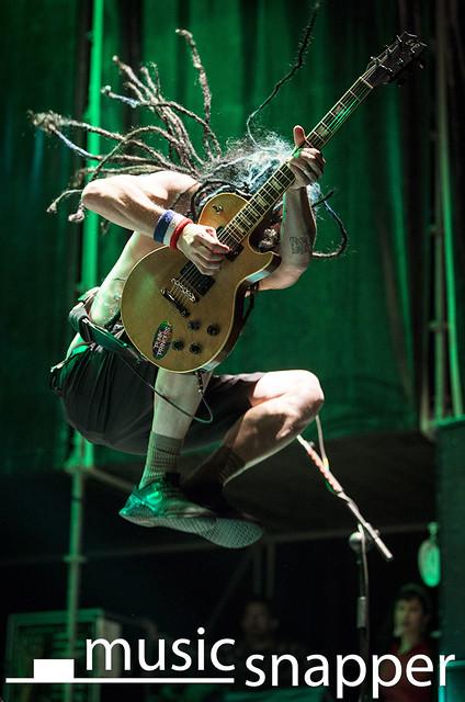 Eric Melvin of NOFX - Punk In Drublic 2019 - Iradier Arena, Vitoria-Gasteiz