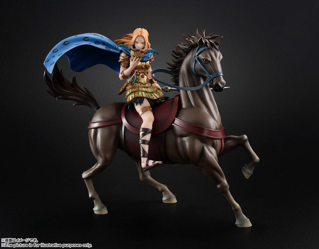 強悍、美麗的山之王參戰! Figuarts-ZERO《王者天下》楊端和 ようたんわ