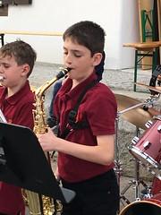 Dorffest Glattfelden, Junior Rock Band, 18.5.2019