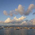 1. Mai 2019 - 18:44 - Port près de Corfou