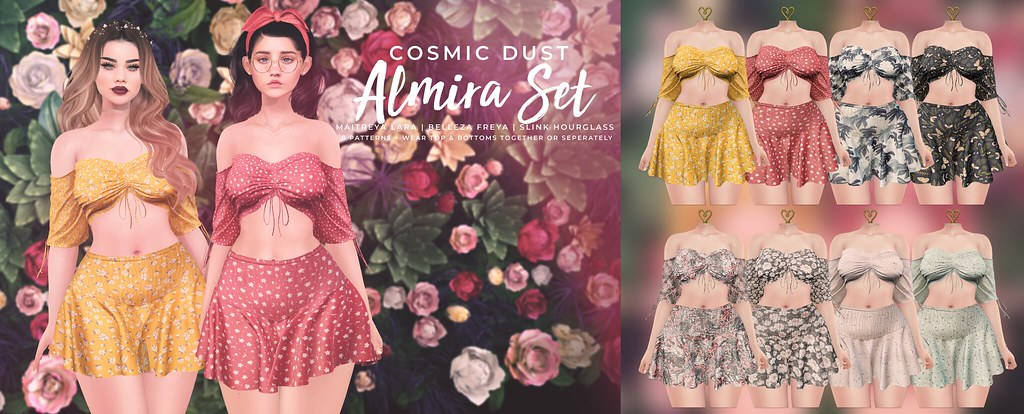[Cosmic Dust] – Almira Full Release @ Mainstore