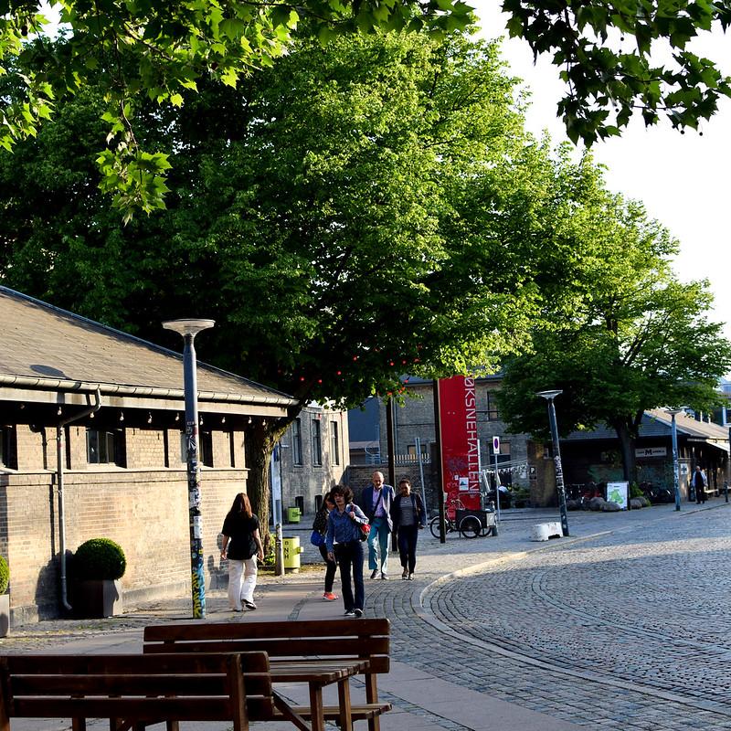 Köttbyn Köpenhamn