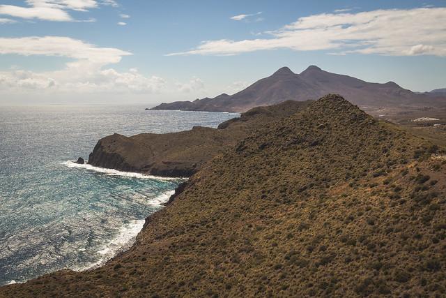 Spain - Almeria - Cabo de Gata Nijar Natural Park - La Amatista lookout