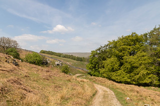 On the path back to Hubberholme | by johnkaysleftleg