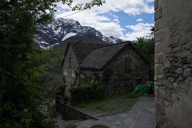 Casa di Pietra (Lionza, Centovalli)