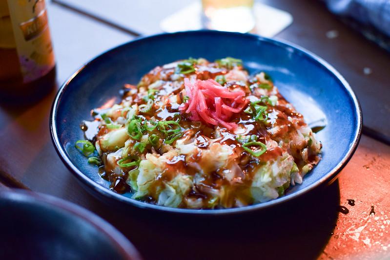 Okonomiyaki i Berlin