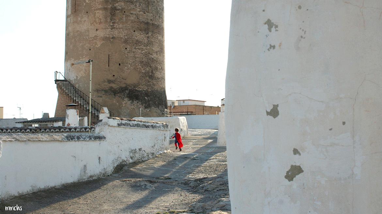las cuevas de Paterna y la torre