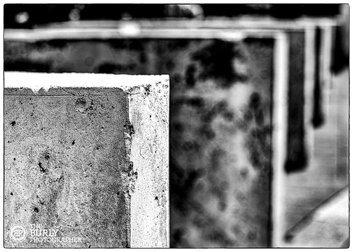 Concrete Blocks Leicester Sq