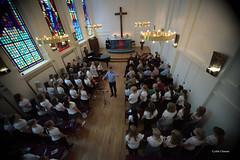 Office Divin à l'Église Danoise de Paris avec le Chœur de Jeunes Filles d'Haderslev