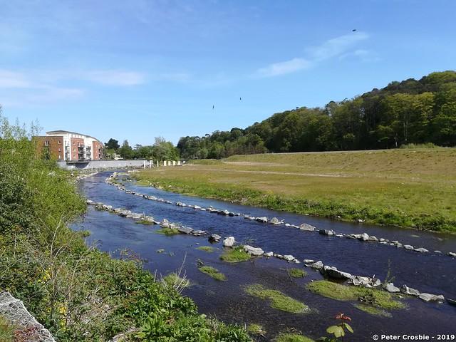 River Dargle Flood Scheme, Bray, Co. Wicklow: IMG_20190512_135819