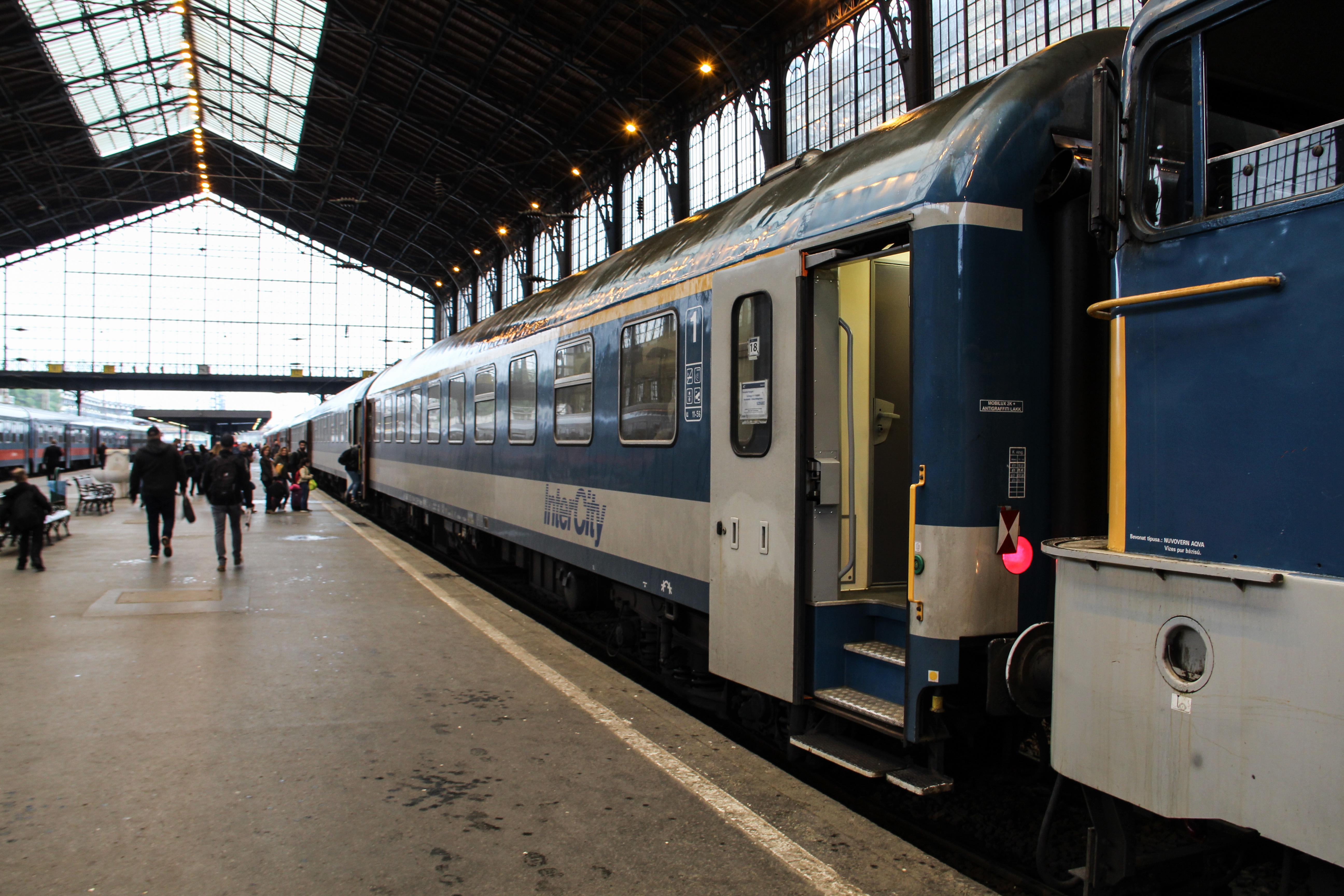 """Szeged-Budapest """"nonstop"""" InterCity jöhet?"""