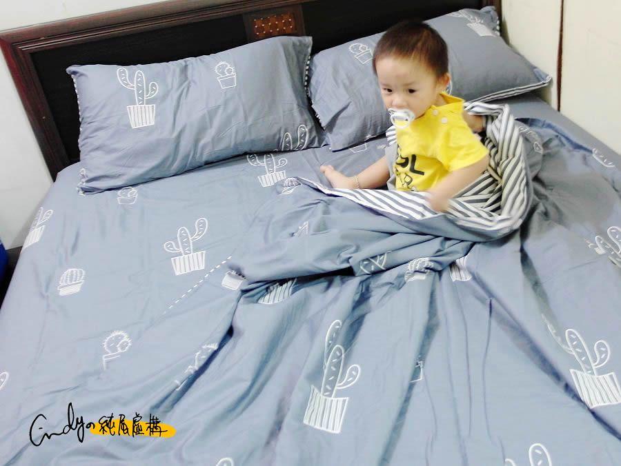 織眠家族被套床包四件組