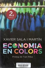 Xavier Sala i Martín, Economía en colors