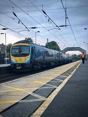 Chester-le-Street rail station