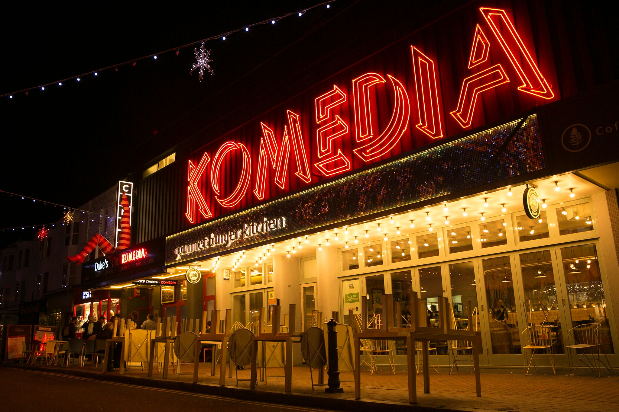 Komedia-Brighton