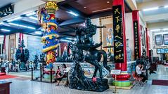 2019 - Thailand - Viharn Sien Anek Kuson Sala - Bao Gong