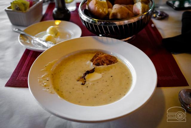Cream of Mushroom - The Forks Inn