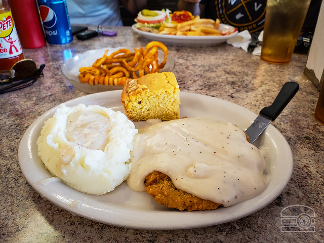 Country Fried Steak - The Gateway