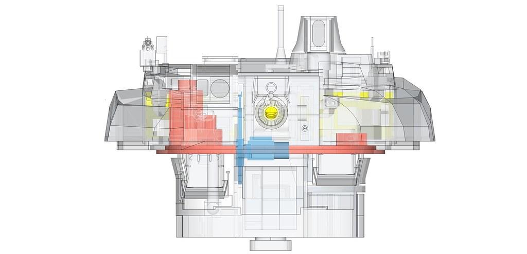 Leclerc_Series_1 gun_turret_traverse_3