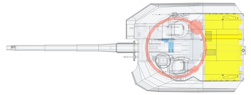 Leclerc_Series_1 gun_turret_traverse_2