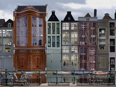 Hors S�rie Les vieilles demeures d?Amsterdam - Out of Series The ancient mansions of Amsterdam