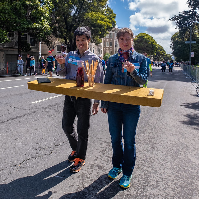 Bay To Breakers 2019: stoically unclogs pacifying sacrificer