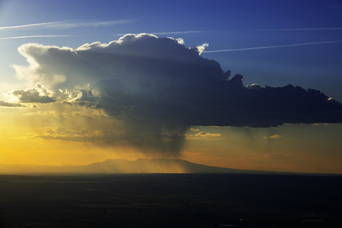 colorado evening sunset sky clouds rain light glow landscape firetowerlookout mesaverdenationalpark closeup