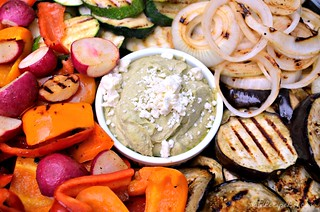 Grilled Vegetables 3   by katesrecipebox