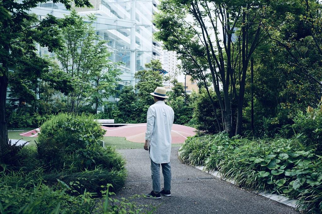 田中帽子店×亀田縞_coordinate2