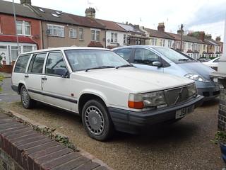 1992 Volvo 940 GL Auto