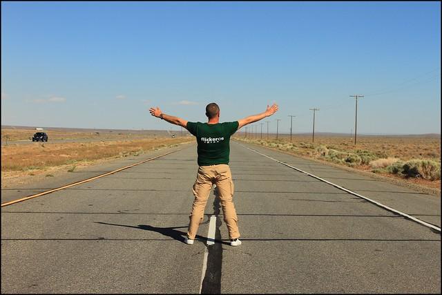 Driving through América