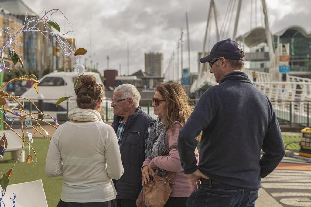 Family Tree-Papaya Stories Panuku Auckland Waterfront