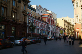Streets of Moscow | by あらいぐまラスカル