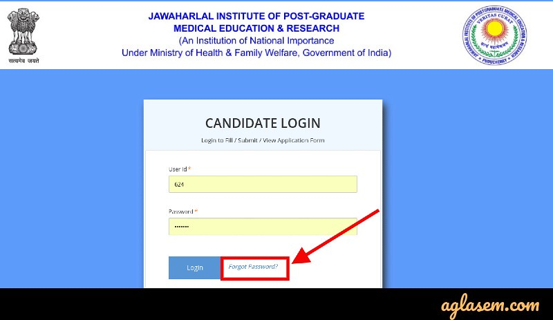 JIPMER 2019 Admit Card (Available) – Download MBBS Hall