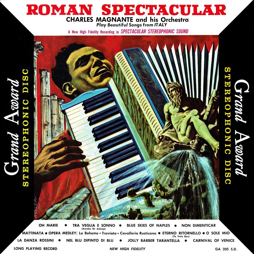 Charles Magnante - Roman Spectacular