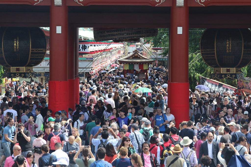 Asakusa Sanjya Festival